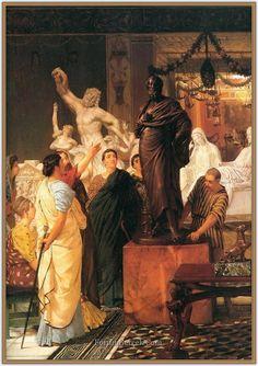 Albert Joseph Moore (1841 - 1893) | İngiliz Ressam - Sayfa 3 - Forum Gerçek