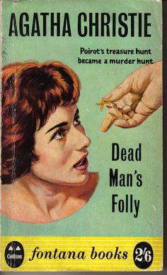 Agatha Christie Book covers