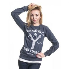 Ninety Eight Clothing Memories heather navy