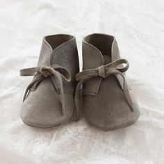 suede shimmer baby shoes - baby shoes - shoes | Thumbe Line