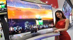 Black Friday 2013 Savings on LG OLED SMART TV WITH CINEMA 3D