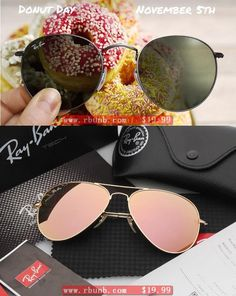 Ray-Ban Sunglasses SAVE UP TO 90% OFF And All colors and styles sunglasses only $19.99! All States