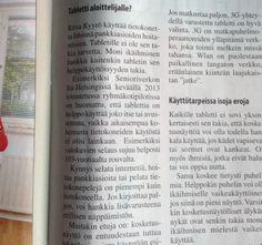 Artikkeli Veronmaksajan taloustaito -lehdessä nro 11/13