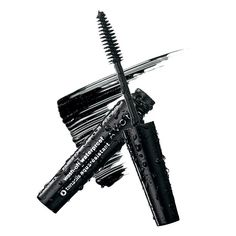 Available in Black only. Wears beautifully all day. Streak-free mascara that will weather the weepiest of movies. Washes away with soap and water. .21 oz. net wt.