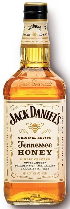 Jack Daniels Honey Liqueur
