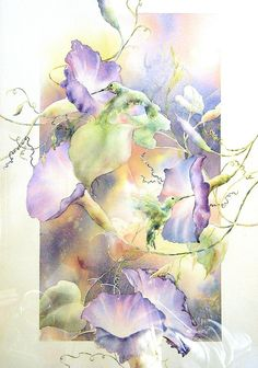 Julie Schroeder WATERCOLOR