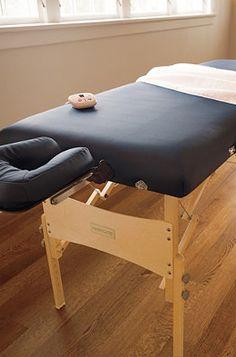 Memory Foam Massage Table.