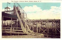 The coaster, midland beach Staten Island