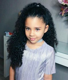 10 Unbelievable 12 Year Old Black Girl Hairstyles Style Beautiful Black Babies, Beautiful Children, Cute Mixed Babies, Cute Babies, Baby Kind, Pretty Baby, Black Girls Hairstyles, Cute Hairstyles, Curly Hair Styles