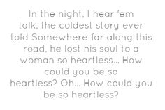 wow these lyrics are very personal, The Fray - Heartless, (add my lyrics - I was in it forever, and now I'm starting over.)
