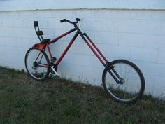 Picture of Mountain Lion Chopper Bicycle