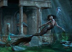 Google Image Result for http://images2.fanpop.com/image/photos/8800000/Mermaid-mermaids-8892715-1000-732.jpg