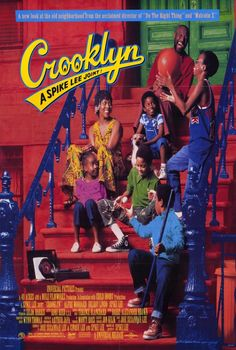 Crooklyn 1994. A Spike Lee film. A warm, slice of early Seventies NYC life & a killer soundtrack to boot.
