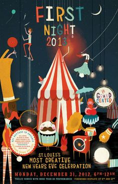 Da da dadada Afro Circus da da dadada Polka Dot Circus // PaintSewGlueChew.com #circus #circuscrafts