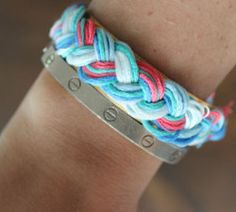 30 Easy Bracelets To Make For Beginners