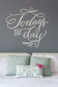 DIY Wall Quote // with Epson + Leen Jean Studios