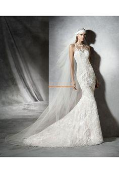 Meerjungfrau Außergewöhnliche Romantische Brautkleider aus Spitze