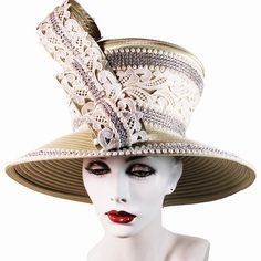 SF1138,Sunday Church Hats Spring And Summer 2015
