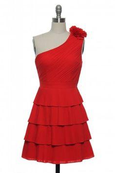 The Scarlet Siren Dress