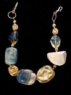 Phyllis Clark Designs #labradorite #contemporary #jewelry