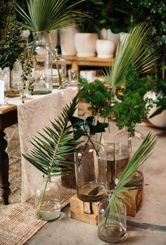 The Cream Event 2015 | Photo by Yes Dear Photography/Planning By Green Ribbon Parties/Plants by The Plant Library/Paper Goods by Copperwillow