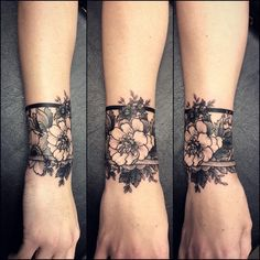 You Can Experience wrist tattoo Using These Helpful Tips - Tattoo. - You Can Experience wrist tattoo Using These Helpful Tips – Tattoo Designs – - Cuff Tattoo Wrist, Wrist Tattoo Cover Up, Flower Wrist Tattoos, Tattoo Bracelet, Small Wrist Tattoos, Ankle Tattoo, Tattoo Cover Ups, Unique Forearm Tattoos, Cover Up Tattoos For Women