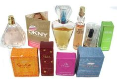 shopgoodwill.com: Assorted Bundle of Perfumes