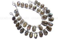 Semiprecious Gemstone Labradorite Beads Pear Beads Faceted #labradorite #labradoritebeads #labradoritebead #labradoritepear #pearbeads #beadswholesaler #semipreciousstone #gemstonbeads #gemrare #beadwork #beadstore #bead