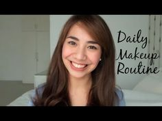Daily Makeup Routine - Abel Cantika