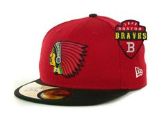 Boston Braves MLB Cooperstown Hat by New Era