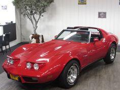 Chevrolet Corvette Stingray- 1975                                                                                                                                                      More