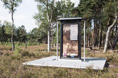 Prototype van de bodemschuif in De Liereman voorgesteld aan publiek - Nieuws - Actueel - Onroerend erfgoed