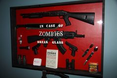 In case of zombies.