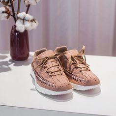 Perfect pair for this summer ladies ! - These @nike Mayfly Woven is available now in-store at HER & online on www.shoezgallery.com (link in bio). - Size run : 36 to 40 EU Price : 120€ - Come and grab yours before it's too late...