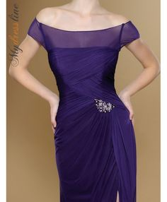 d2114bd3752a Rina Di Montella 1745 Shoulder Dress, One Shoulder, Evening Dresses, Formal  Dresses,
