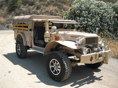 power wagon for sale | 2008 SPECIAL CONSTRUCTION CUSTOM WW II DODGE POWER WAGON