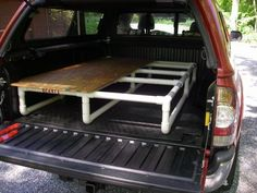suv sleeping platform subaru forester - Google Search