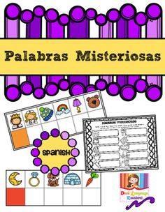 Centros de Matematicas (Math Centers) Español/Spanish | Dual ...