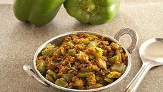 Sukhi #Capsicum Pepper Masala Sabzi Recipe Capsicum is one unique #vegetable goes good with many recipes: #TopTrendingList