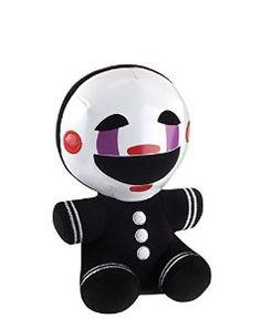 Amazon.com: Funko 10518 Five Nights at Freddy's Nightmare Marionette Plush, 6-Inch: Toys & Games