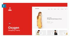 Buy Oxygen - WooCommerce WordPress Theme by Laborator on ThemeForest. Wordpress and WooCommerce compatible — Changelog Oxygen is a WooCommerce theme, built exclusively for online. Best Templates, Blogger Templates, Ui Kit, Reading Themes, Shops, Wordpress Template, Joomla Templates, Website Themes