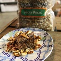 Pecan Pieces for Fall Baking. Fresh from Georgia! Georgia Pecans, Pecan Nuts, Fall Baking, Stuffed Shells, Eat Right, Online Gifts, Waffles, Peach, Waffle