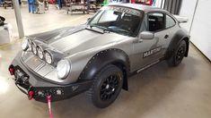 La méchante Porsche 964 Carrera 4 Safari RS ! | 4h10