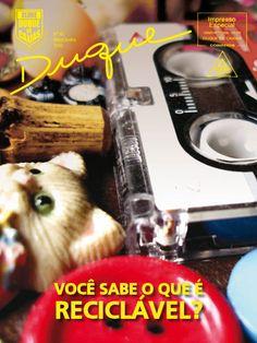 Revista Duque edição 40, 2010; 32 páginas, acabamento canoa (veículo de comunicação do Clube Duque de Caxias, Curitiba-PR)