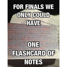 Rule of thumb: Use all the white space! Good luck on your first day of finals #WestLACollege!   #CollegeLife #College #Finals