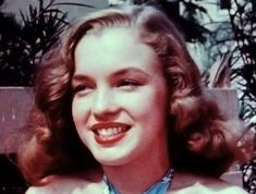Norma Jean 1946- Marilyn Monroe as a blue book model