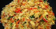 Un blog dedicat Dietei Rina de 90 de zile. Rina Diet, Diet Recipes, Recipies, Low Carb Diet, Fried Rice, The Cure, Vegetarian, Blog, Ethnic Recipes