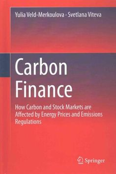 (Black) Finance: How and Stock Markets Are Affected by Energy Prices and Emissions Regulations (Hardcover)