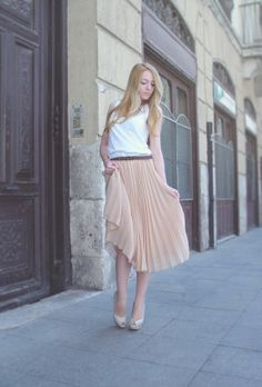 Pretty Summer Street Style Outfits