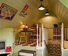 子供部屋 North Peak Residence 男の子の部屋 - ベッドルーム キャビネット 通販 インテリア実例